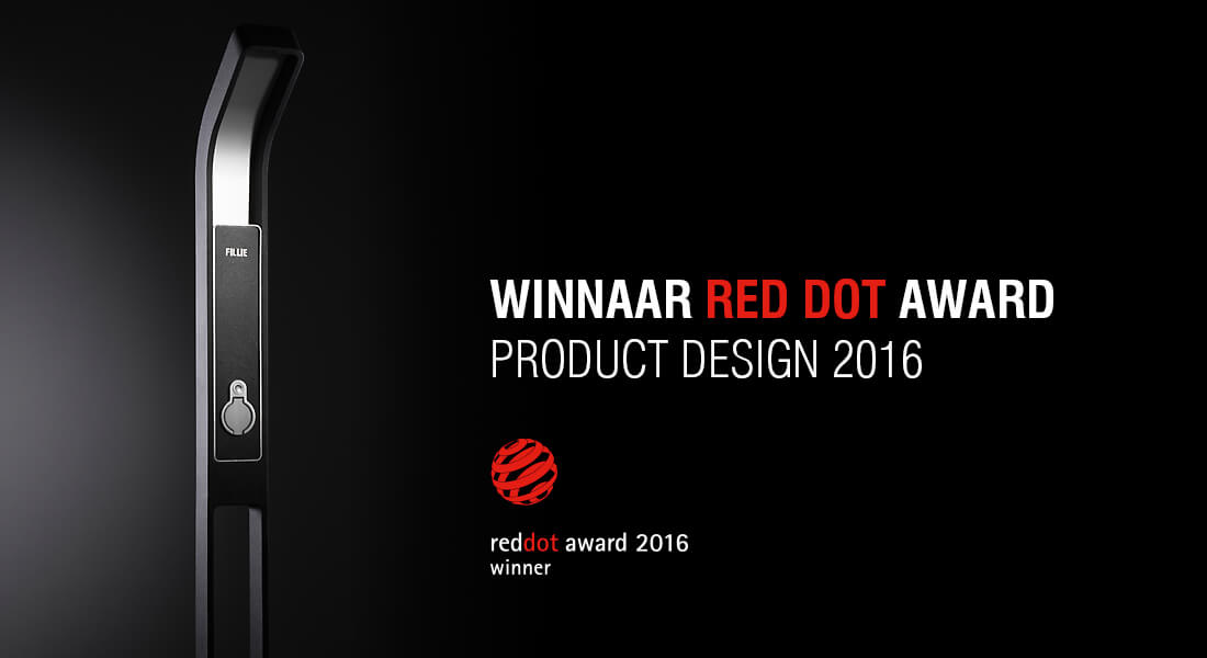 Red Dot Award FILLIE