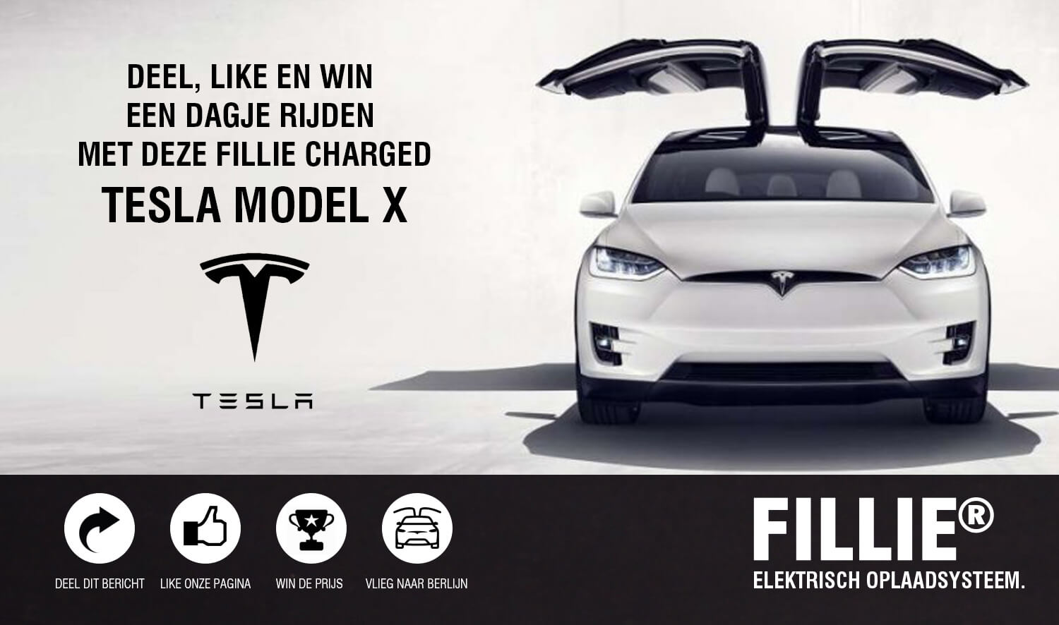 Tesla Model X - FILLIE